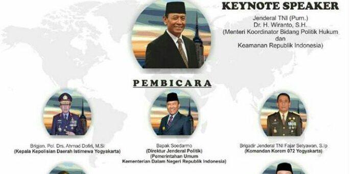 Forum BEM DIY : Seminar Nasional